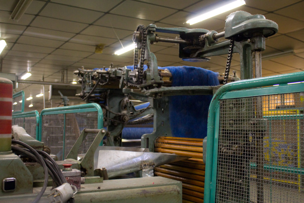 "cardage 3 1024x683 - Fonty : la filature ""Made in Creuse"""