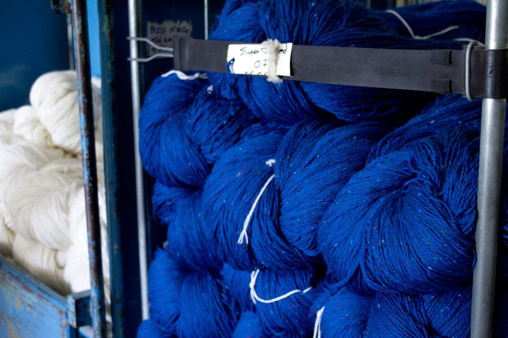 "entrepot fonty laine 1024x683 - Fonty : la filature ""Made in Creuse"""