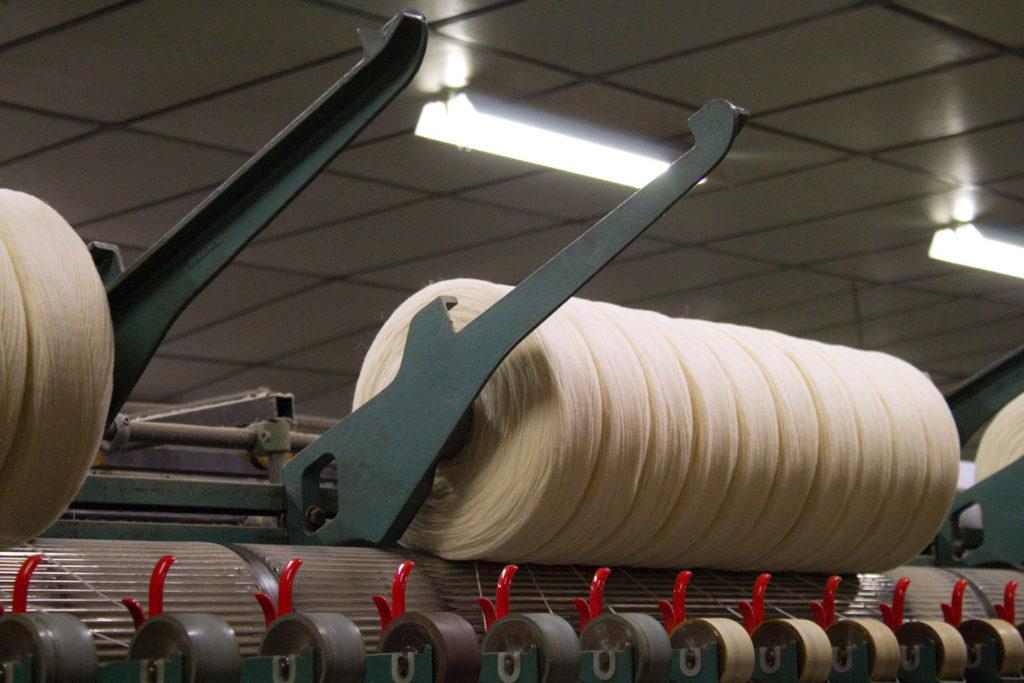"filage 3 1024x683 - Fonty : la filature ""Made in Creuse"""