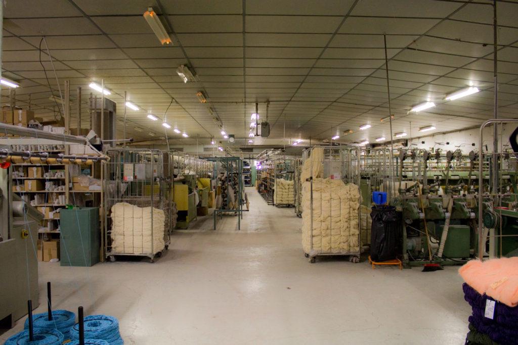 """filature 1024x683 - Fonty : la filature """"Made in Creuse"""""""