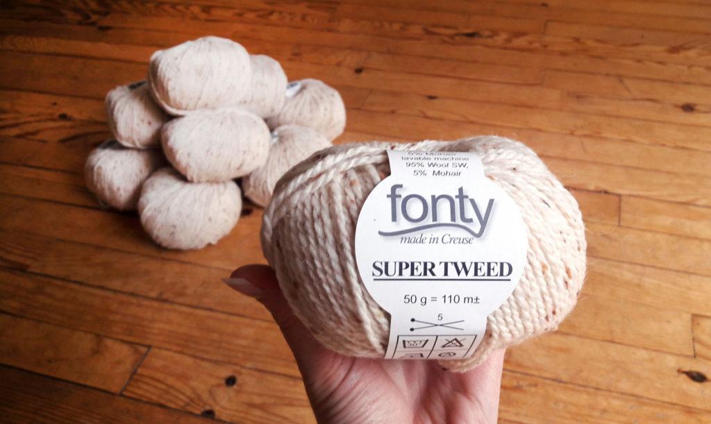 "fonty pelote magasin dusine 1024x611 - Fonty : la filature ""Made in Creuse"""