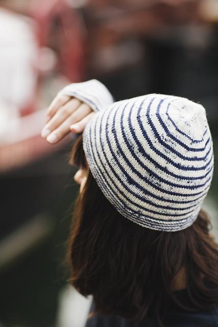 Bonnet marinière - Marinière Hat