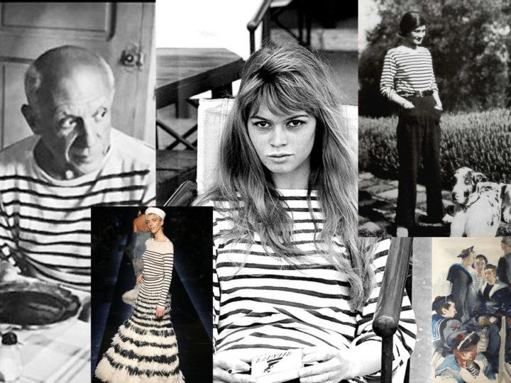Inspiration Marinière : du matelot à nos tricots