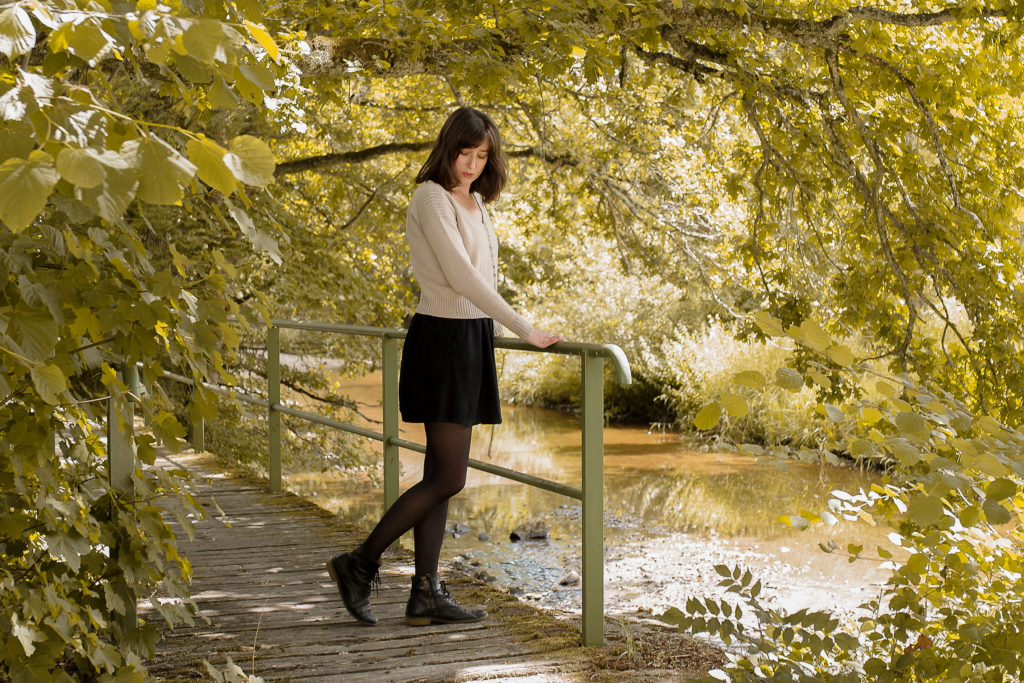 gilet precieux lucile 1 1024x683 - Ariane et la collection Précieux Cardigan de Marie Amelie Designs