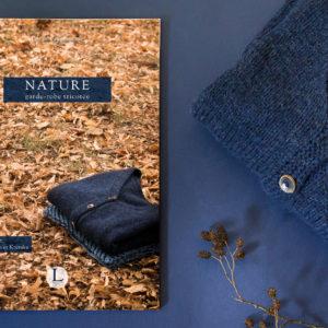 livre Nature garde-robe tricotée
