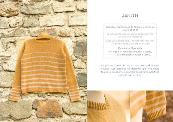 livre nature pull zenith1 600x424 - Nature garde-robe tricotée (livre)