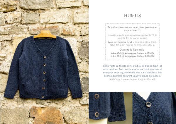 livre nature veste humus1 600x424 - Nature garde-robe tricotée (livre)