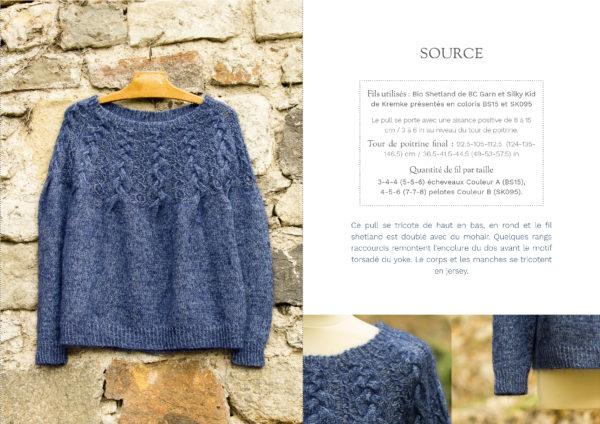 livre nature yoke source1 600x424 - Nature garde-robe tricotée (livre)