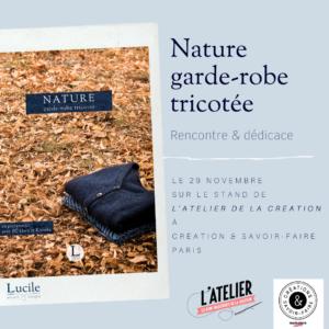 rencontre atelier creation1 300x300 - Rencontre & dédicace : livre Nature