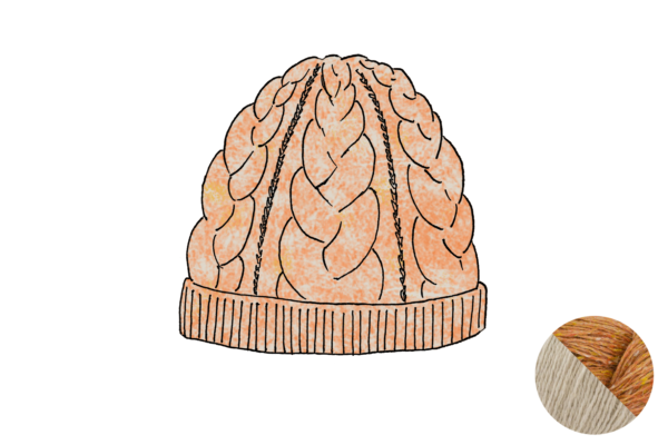 buisson beige orange2 600x400 - Fil bonnet Buisson