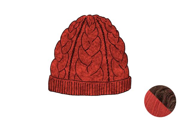 buisson brique rouge 600x400 - Fil bonnet Buisson