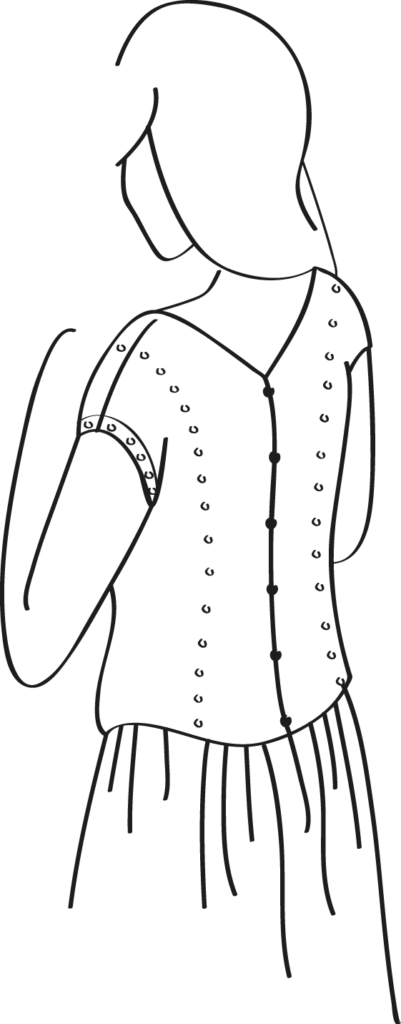 dessin porte 401x1024 - Kit Dolce Seta