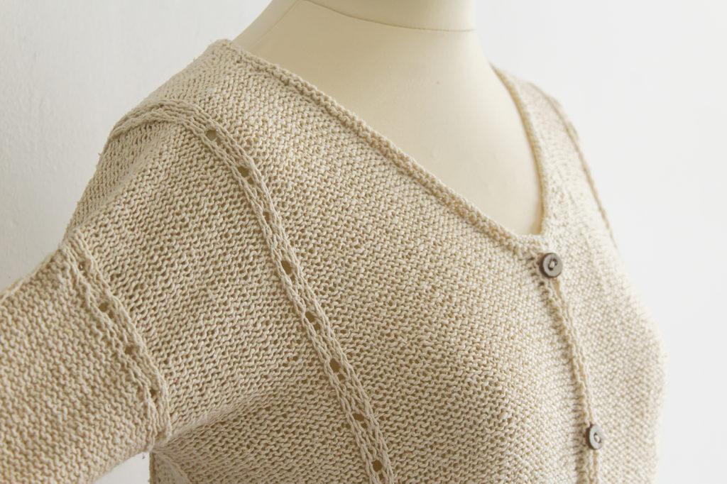 dolce seta pattern 34 1024x682 - Dolce Seta, la douce bourrette de soie