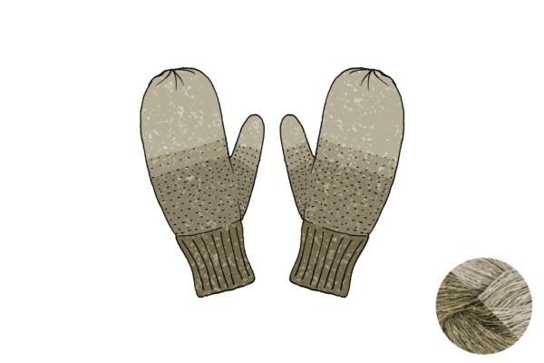 lichen marron beige 600x400 - Fil moufles Lichen