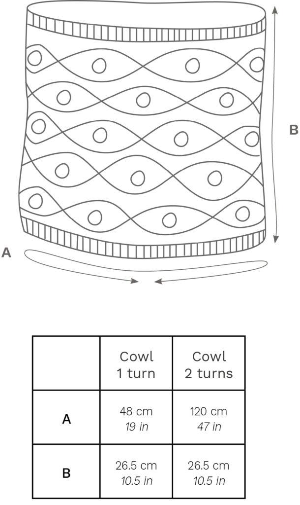EN dimensions embrace cowl 610x1024 - Embrace Cowl