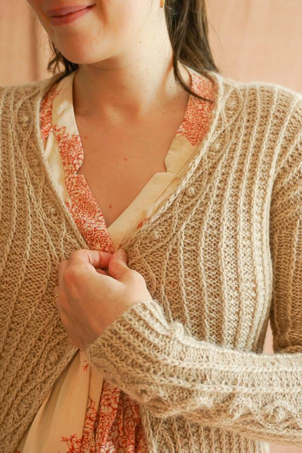 photos embrace cardigan colsweet chaud 8 600x900 - Embrace Cardigan